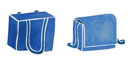 3D Rectangular Bags