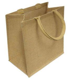 Dill Bag - Natural Jute